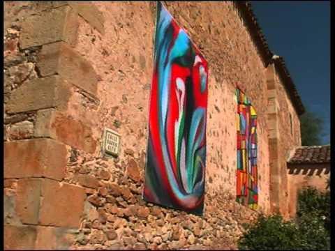 El vídeo de la exposición en Valdegeña. / AD