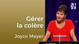 La Gestion De La Colère (12)    Joyce Meyer   Maîtriser Mes Pensées