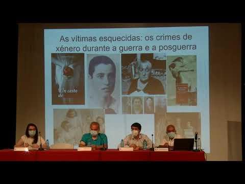 Debate: Lugares de memoria do franquismo en Galicia