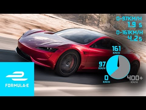 New Tesla Roadster: Top Speed, Acceleration, Facts & Stats