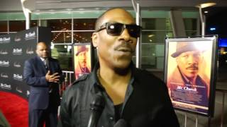 Eddie Murphy on his first independent movie and the return of Coming To America
