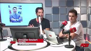 Entrevista à Rádio Bandeirantes sobre Crimes de Opinião
