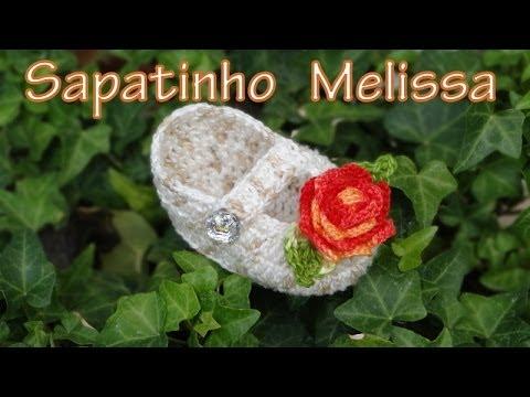 Sapatinho Melissa