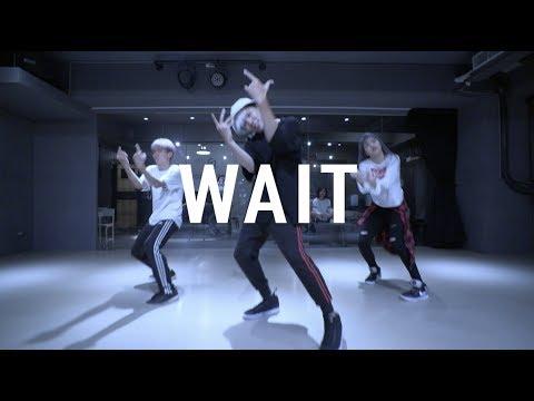 亨利 Henry Lyrical Choreography @ Maroon 5 - Wait / Henry Choeography