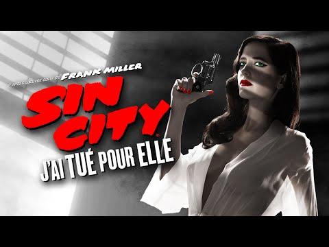 SIN CITY 2 J'AI TUÉ POUR ELLE Bande Annonce VF