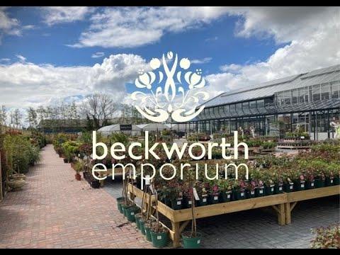 Garden Centre Retail Display by Stagecraft @ Beckworth Emporium