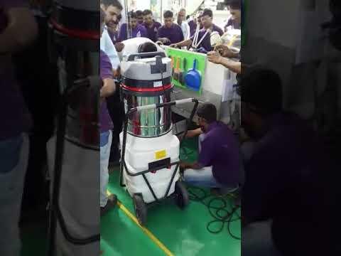 ECOMET - IP Cleaning Make Vacuum Cleaner