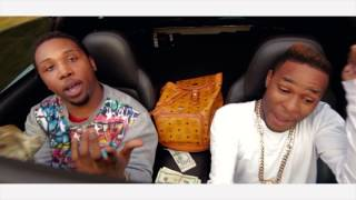 Brizzal Bandanna ft  BD Checkz   Couple Bands Official Music Video Directed by Wally Woo