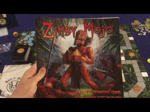 Bower's Game Corner:  Zimby Mojo Review