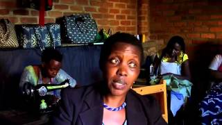 Rwanda entrepreneur Jacqueline Kabaharira