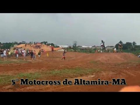 Show  de imagens do 5º Motocross em Altamira-MA 19/01/18