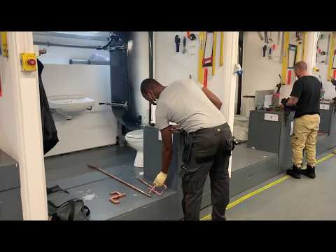 New City & Guilds Level 2 Plumbing Course! - YouTube