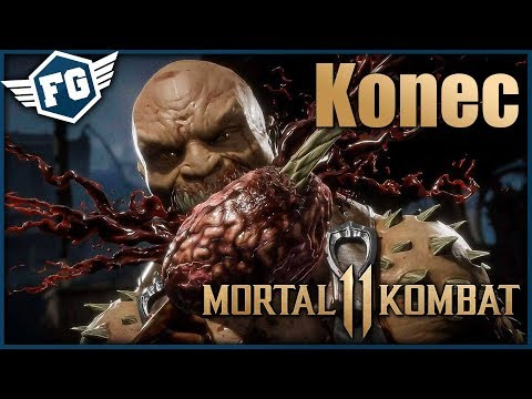 KONEC JAKO V AVENGERS - Mortal Kombat 11: Finále