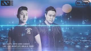David Guetta, Martin Garrix & Brooks - Like I Do (Nightlife Ninja & Suae Remix)
