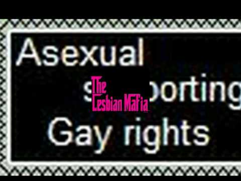 The Lesbian Mafia ~ Show #45 ~ Asexual Lesbian