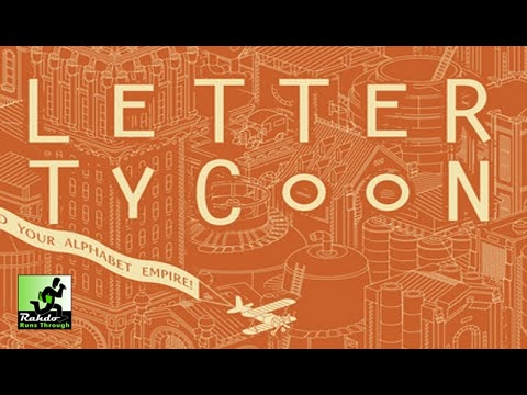 Rahdo Runs Through►►► Letter Tycoon