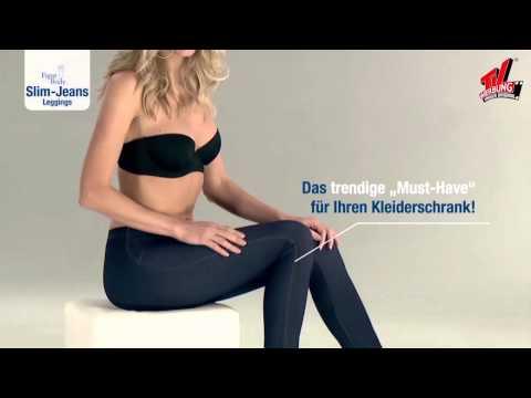 Figur Body Slim Jeans Leggings - präsentiert von tvdoo.de