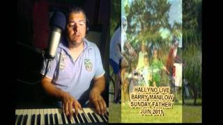 barry manilow -sunday father-