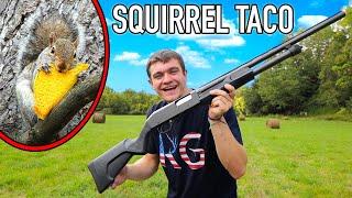 Catch & Cook SQUIRREL TACOS!