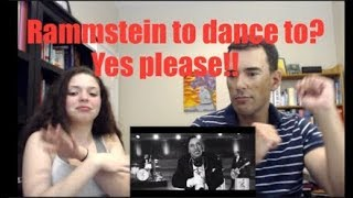 RAMMSTEIN Does It AGAIN!! TEENAGE MIND BLOWN   FIRST REACTION To RADIO By TEEN & DAD!! (EPIC!)
