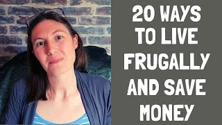 Frugal living in the UK - Easy ways to save money every day