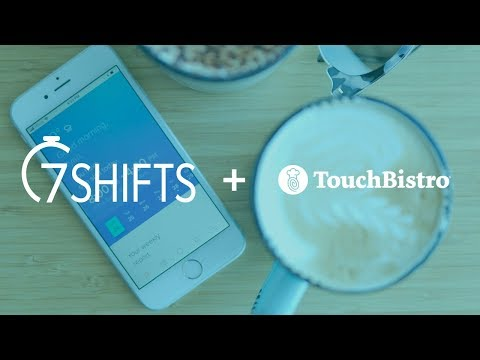 Touchbistro POS + Labor Integration youtube video thumbnail