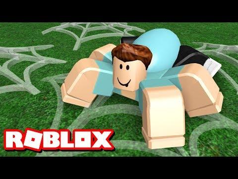 SPIDER SIMULATOR!! | Roblox Adventures