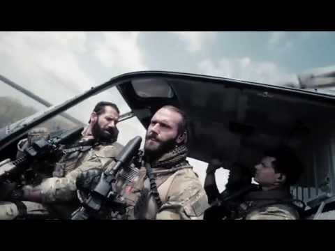 Navy Seals vs. Zombies Movie Trailer