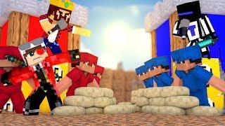 НОВЫЙ МИНИ РЕЖИМ ВЕРСУС ЮТУБЕРОВ! ЗАЩИТИ ИЛИ УБЕЙ ЮТУБЕРА! Minecraft