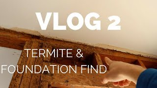 Foundation Find, Termite Find