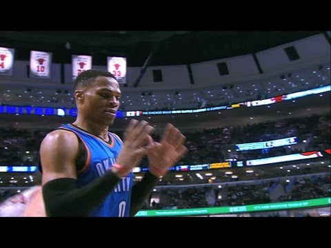 Westbrook with Nasty Eurostep, Oladipo Approves | 01.09.17