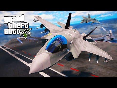 Grand Theft Auto V Walkthrough - GTA 5 Mods - HULK MOD + SUPER