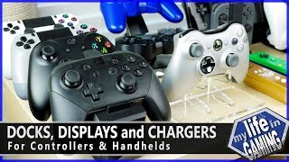 Docks and Displays for Controllers and Handhelds :: Tips & Tweaks