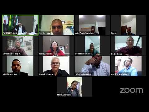 Reunião Ordinária (13/07/2020) - Câmara Municipal de Arcos