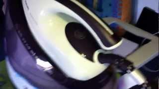 Ausführlicher Test: Philips GC8640/02 Dampfbügelstation PerfectCare Aqua HD und Deutsch