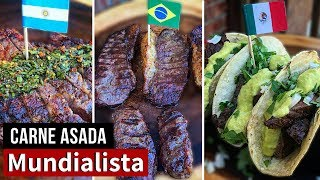 Carnita asada Mundialista | La Capital