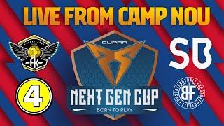 ?? CUPRA NEXT GENERATION CUP LIVE from CAMP NOU ?