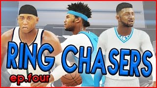CATCHING FIRE IN THE FOURTH!! - RING CHASERS EP.4