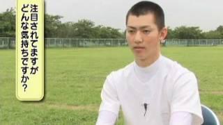 キラキラキッズ足立学園高等学校野球部投手吉本祥ニさん