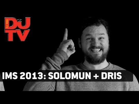 IMS 2013: Solomun & Idris Elba
