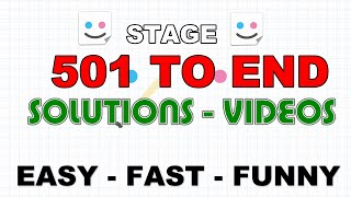 Brain Dots Level 501 to game END [SOLVED] easy, funny & fast solution   @Tips@$$   Part – 11/11