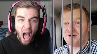 YouTuber Going to PRISON? FaZe Jev Hacked, Roman Atwood Video BLOCKED, PewDiePie Controversy
