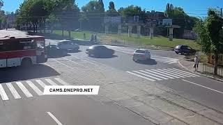 ДТП на Аношкина/Шевченка - 30.05.18