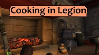 Cooking in Legion