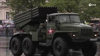 Парад Победы 2018 в Ставрополе