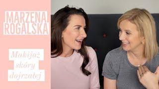 MARZENA ROGALSKA | Makeup&Chill | Makijaż Skóry Dojrzałej