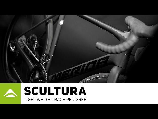 Видео Велосипед Merida Scultura Disc 400 SILK LIGHT BLUE