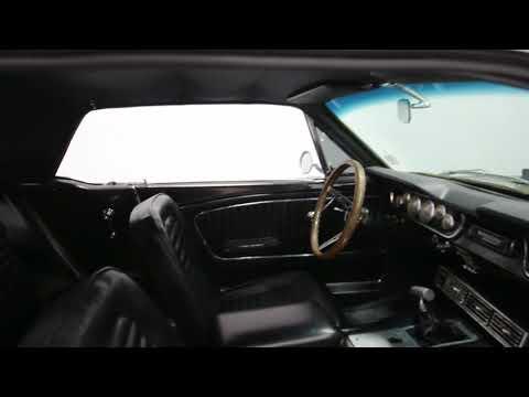 Video of '65 Mustang - M5MV