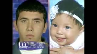 You Were An Escort! Stop Pinning Your Baby On Me! | The Maury Show