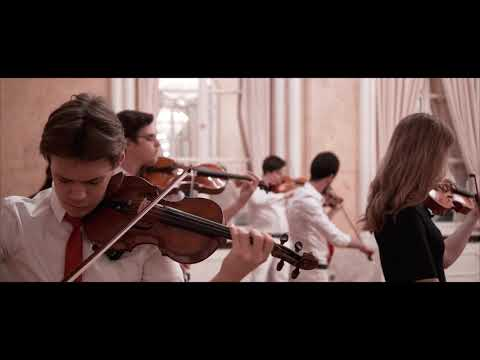 Piazzolla - Libertango (String Orchestra) - смотреть онлайн